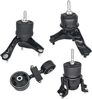 Engine Motor Mount Fits 2002-2006 Toyota Camry 2.4L & 2004-2006 Toyota Solara 2.4L A4203 A4211 A4207 A4204