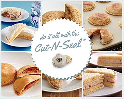 The Pampered Chef Cut N Seal, Medium, 3-1/2-Inch #1195