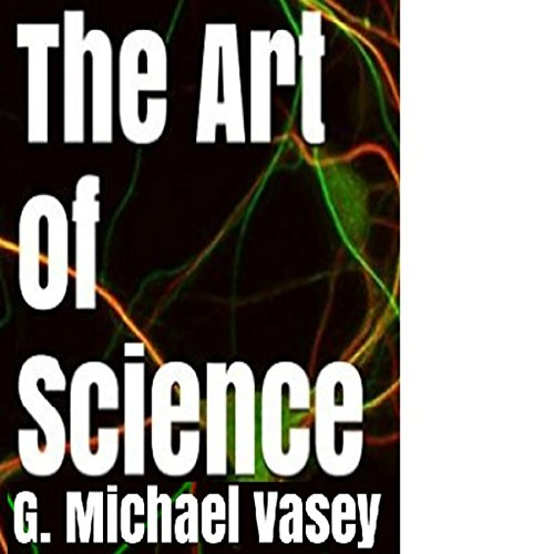 The Art of Science audiobook cover art