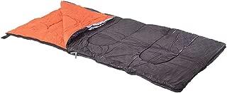 HARLEY-DAVIDSON Bar & Shield Custom Sleeping Bag, Black & Orange HDL-10016