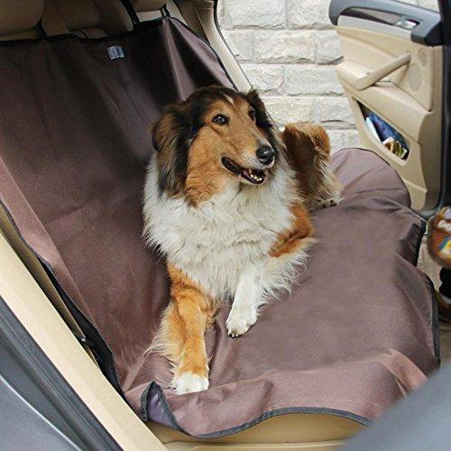 LAMEI Waterdichte hoes met gevoerde anti-slip hond auto stoelbekleding bank bescherming voor huisdieren