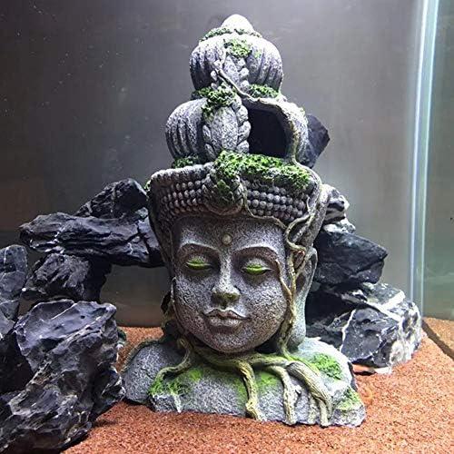 Buddha aquarium decoration _image0