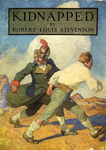 Kidnapped eBook: Louis Stevenson, Robert, Stevenson, Robert Louis:  Amazon.co.uk: Kindle Store