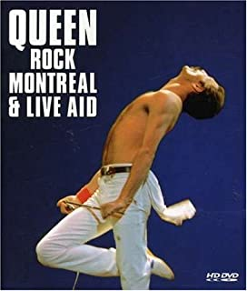 Queen Rock Montreal & Live Aid [HD DVD]