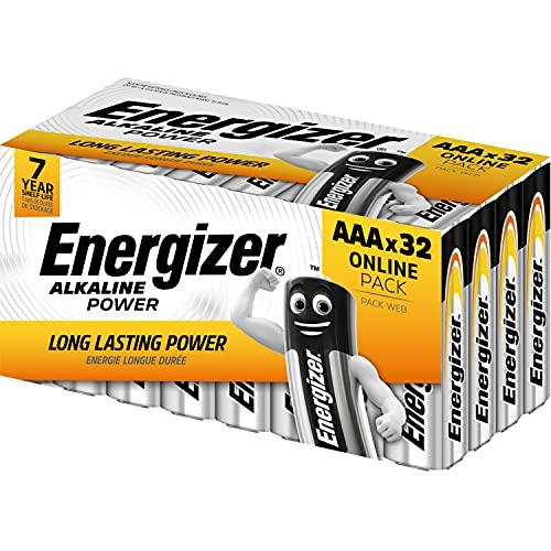 Energizer AAA Batteries, Alkalin...