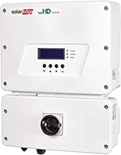 Best solaredge single phase inverter Reviews