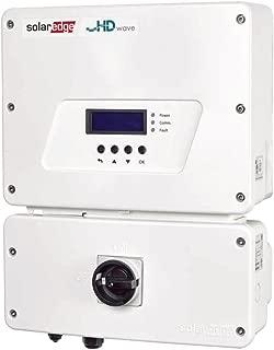 SolarEdge SE5000H-US Single Phase 5000-Watt Grid-Tied Inverter