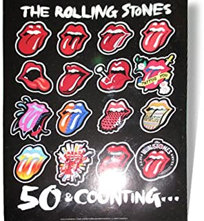 Rolling Stones - Sticker Set
