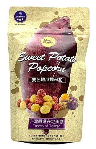 Review MAGI PLANET Sweet Potato Popcorn 110g - Best Taiwanese Gift - MAGI PLANET - Fresh Stock-Taiwa...