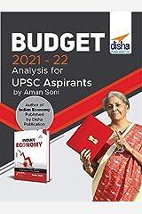 Budget 2021-22 Analysis for UPSC Aspirants Kindle Edition