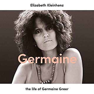 Germaine audiobook cover art