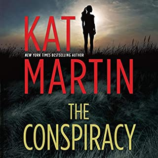 The Conspiracy audiobook cover art