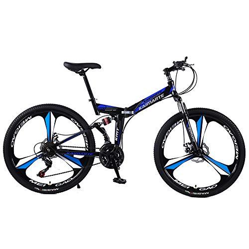 Liu Yu·casa creativa Bicicleta 24/26 Pulgadas aleación de Aluminio Bicicleta Plegable Bicicleta eléctrica Bicicleta de montaña Bicicleta de Carretera Bicicleta Unisex