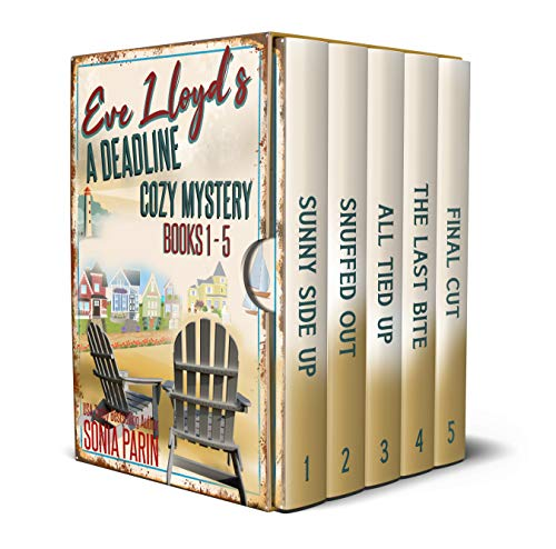 Eve Lloyd's A Deadline Cozy Mystery by Sonia Parin ebook deal