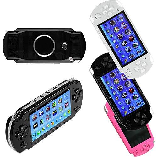 Vídeo Game Portátil 8gb Mp5 10.000 Jogos Com Camera (Cor:Preto)