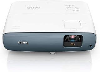 BenQ DLP ホームエンターテイメントシネマプロジェクター TK850 4K UHD 3000lm 98% Rec.709 HDR10 HLG 台形補正 3D対応