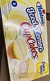 Hostess Limited Edition Iced Lemon Cupcakes