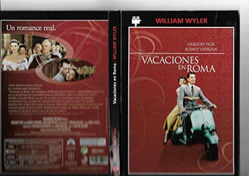 Vacaciones en roma [DVD]