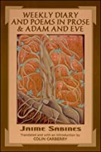 Weekly Diary and Poems in Prose & Adam and Eve