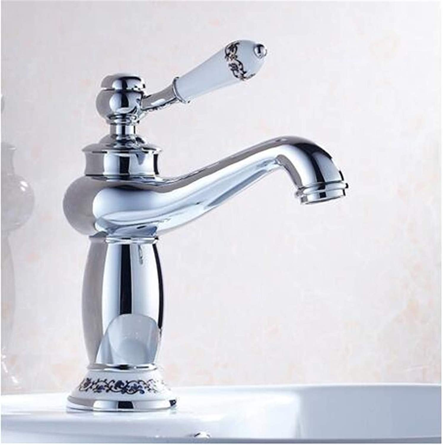 Taps Kitchen Faucet Bathroom Taps Faucet Waterfall Tapbathroom Basin Vessel Sink Faucet with Hot and Cold Water Hose Deck Mounted Wash Basin Pop Up Drain