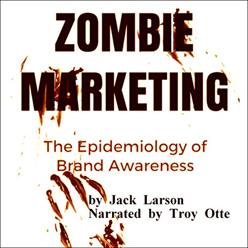 Zombie Marketing audiobook cover art