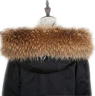 real raccoon fur