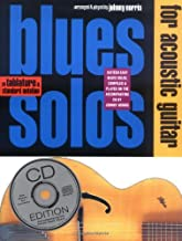Blues Solos for Acoustic Guitar (Guitar Books)