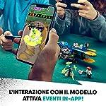 LEGO Hidden Side - L'Aereo Acrobatico di El Fuego