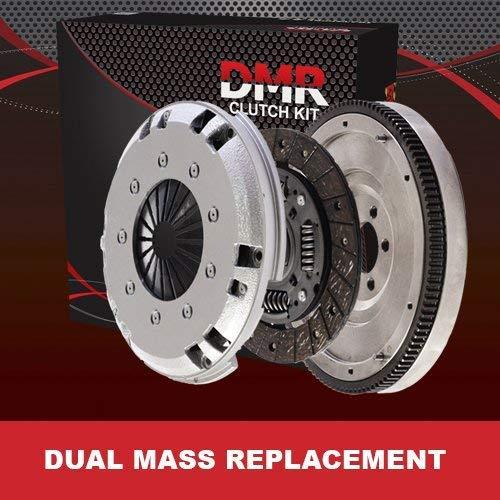 Lupo 1.7 SDi Dual Mass Replacement Flywheel Clutch Kit (Solid Flywheel)