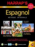 Harrap's Méthode Intégrale espagnol 2CD+livre