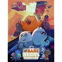We Bare Bears: The Movie HD Digital Movie Rental