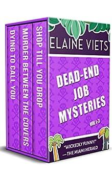 The Dead-End Job Mysteries  Volume 1-3