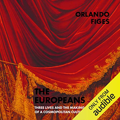 The Europeans  By  cover art
