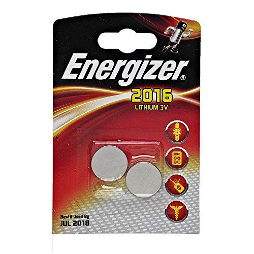 Energizer CR2016 Batterie au Lithium 3 V