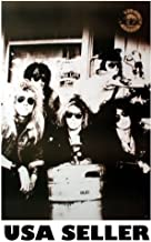 Guns n' Roses black & white kegger POSTER GnR 23.5 x 34 with Axl Rose & Slash (poster sent from USA in PVC pipe)
