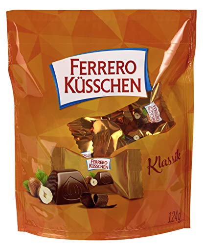 Ferrero Küsschen Beutel (124 g Packung)