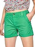 Pepe Jeans Bañador, Verde (Bright Green 633), W34 (Talla del Fabricante: 34) para Mujer