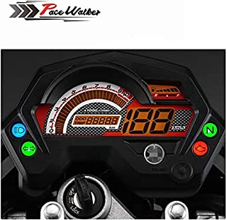 |Instruments|Motorcycle Tachometer FZ16 Speedometer The New ABS Panel LCD With Luminous Case For