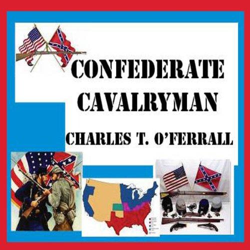 Confederate Cavalryman audiobook cover art