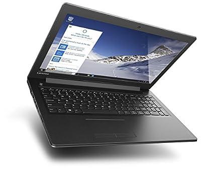2017 Newest Lenovo Premium Built High Performance 15.6 inch HD Laptop Intel Pentium Dual-Core Processor 6GB RAM 1T HDD DVD RW Bluetooth, Webcam WiFi 801.22 AC HDMI Windows 10 Black