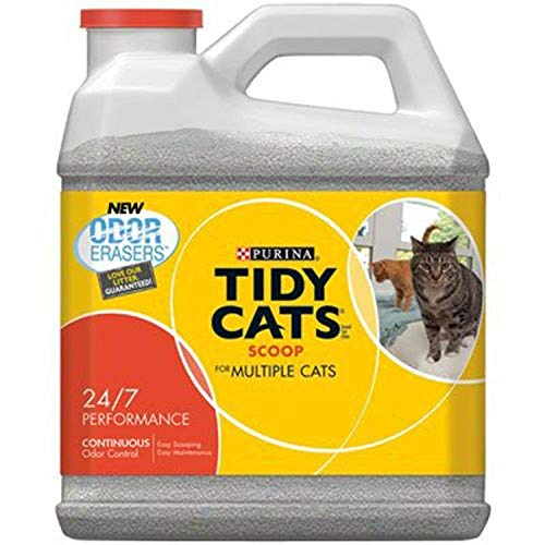 Price comparison product image Tidy Cats Scoop Cat Litter Box,  For Multiple Cats,  20 Lbs