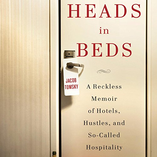 Heads in Beds audiobook cover art