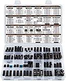 Big IC Chip Assortment 200 pcs, opamp, oscillator, pwm, Echo, eq, Timer, Driver LM339, LM393, PC817, 6N137, NE555, DS1302, UC3842AN, UC3843AN, ICL7662, TDA2030, TDA2050, PT2399, VIPER12a, MSGE7Q etc.