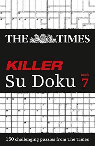 The Times Killer Su Doku Book 7