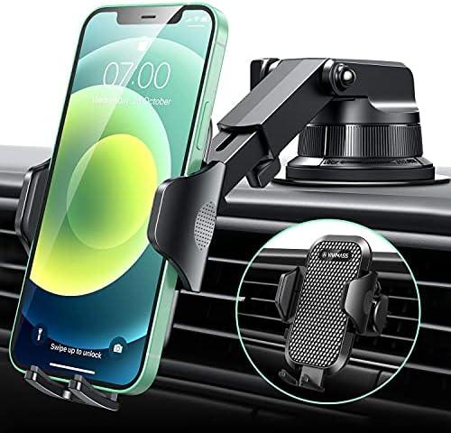 [2021 Upgraded] VANMASS Car Phone Mount [Super...