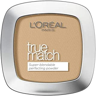 L'Oreal Paris True Match Powder W3 Golden Beige, 9g