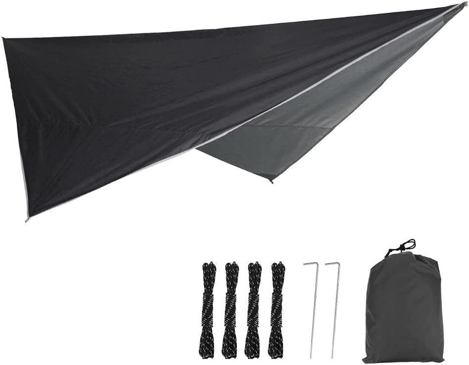 Portable Hiking Windproof Camping Tent Cover Ca Tarp 2021 autumn and winter new New mail order Ground for
