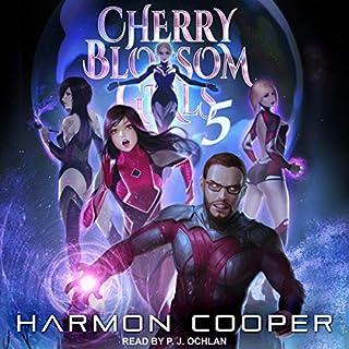 Page de couverture de Cherry Blossom Girls 5