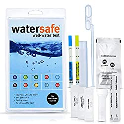 cheap Water Resistant Drinking Water Test Kit – World's Most Sensitive Lead Test – 10 Parameters…