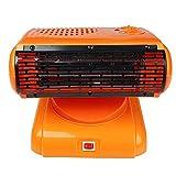 QMJHHW Ventilador Calefactor Galvánico De 220 V 500 W, Mini...
